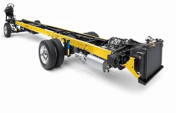 Universal Floorplan Chassis