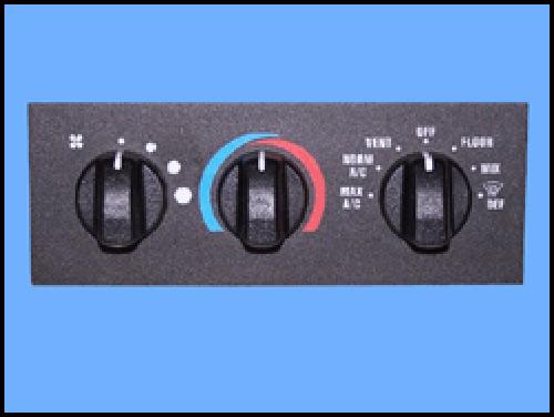 Acme HVAC Control Panel