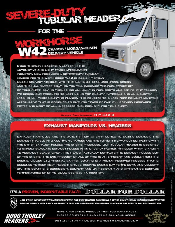 Doug Thorley Headers Flyer page 2