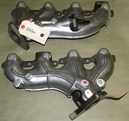 Workhorse 4.8L and 6.0L Exhaust Manifolds