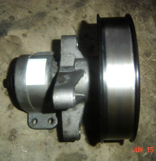 Diesel Idler Pulley Assembly