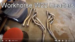 Installation of W22 Headers